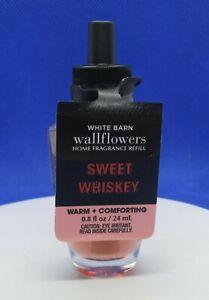 BATH & BODY WORKS~SWEET WHISKEY Wallflowers Fragrance Refill