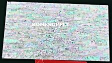 "China Abalone Mother of Pearl Shell Veneer Sheet (.006"" of an inch thick)"