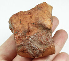 213Ct Natural Nevada High-hardness Red Turquoise Nugget Rough Specimen YRT64
