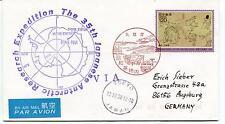 1994 35th Japanese Antarctic Research Expedition Tokio Polar Antarctic Cover