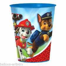 8 Paw Patrol Puppy Pets Children's Birthday Party 16oz Plastic Cups
