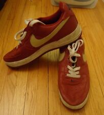 Nike Airforce 1 Low Lebron James 2003 Caves Red Gold SIZE 11 Mens