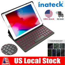 Inateck 9.7 iPad Keyboard Case fr iPad 6th Gen 2018 iPad 5th Gen 2017 iPad Air 1