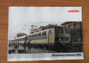 Marklin Catalogue 2008