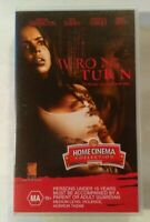 Wrong Turn VHS 2003 Horror Rob Schmidt 20th Century FOX/Warner Home Video Small