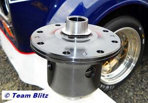 Ford Capri Limited Slip Differential LSD 3J Driveline ZF Type Racing Plate Atlas