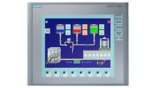 """SIMATIC HMI KTP1000 BASIC PANEL COLOR PN, 6AV6647-0AF11-3AX0, 10"""" TFT, KEY/TOUCH"""