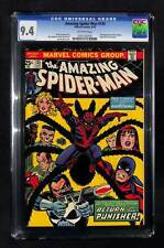 Amazing Spider-Man #135 CGC 9.4 2nd appearance of the Punisher