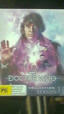 Doctor Who: The Collection - Complete Season 18 - Blu-ray Set  AUSTRALIAN IMPORT