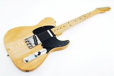 Fender Japan CTL50 70's Telecaster Ash ESerial Electric Guitar As Is RefNo113614