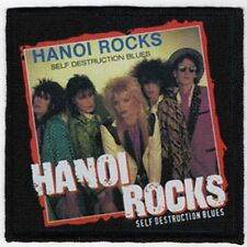 HANOI ROCKS PATCH / SPEED-THRASH-BLACK-DEATH METAL