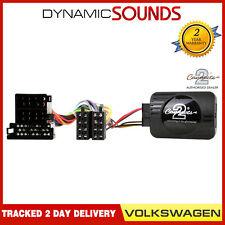 Pioneer Stereo Steering Wheel Stalk Control Adaptor CTSVW001 For VW Bora, Lupo