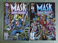 The Mask 1-4 Return 1-4 World Tour 1-4 Hunt for Green October 1-4 Movie NM/NM+