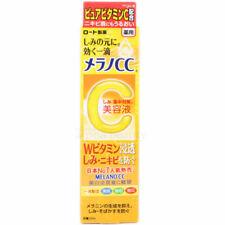 Rohto Merano CC Melanin Whitening Anti-Spot Essence Serum 20ml