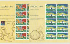 Guernsey Hong Kong Special Stamp Sheets 1994