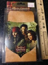 Pirates of the Caribbean Treat Sack Valentines-24-New-Dead Men's Chest