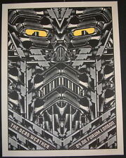 The Dead Weather London Tour Poster Print Signed & Numbered Rob Jones 2009
