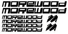 Morewood Bike Decals Stickers MTB 2 DH Makula Downhill Izimu Zama Sukuma