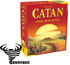 Settlers of Catan 5th edition Core Set Family Board Game