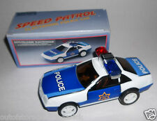 Speed Patrol Electronic Police Car Russ MIB RARE Tested & Works Great