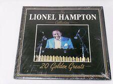 """THE LIONEL HAMPTON COLLECTION 20 GOLDEN GREATS*DELAVU DV LP-2065*12""""33 RPM*JAZZ"""