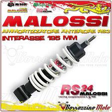 MALOSSI 4614616 AMMORTIZZATORE ANTERIORE RS3 195 mm VESPA ET3 Primavera 125 2T