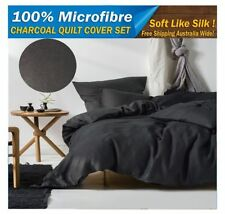 Bedroom Microfiber Three-Piece Quilt Covers