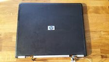Compaq nc4010, complete screen assembly, good but duff hinges