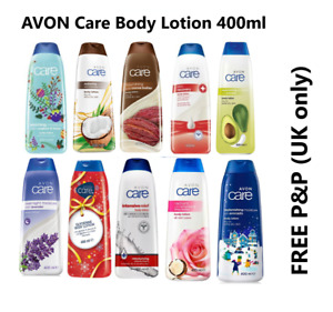 AVON CARE 400ml BODY LOTIONS incl discontinued BUY 2 SAVE 20% **FREE P&P**