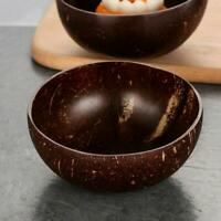 Coconut Shell Bowl Spoon Craft Fruit Salad Noodle Rice Food AU FAST 2020 Home