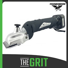 Thunderbird 12v Cordless Horse & Cattle Clipper Rechargeable Farm Clippers