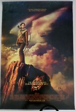 Comic Con 2013 The Hunger Games CATCHING FIRE Katniss Poster Jennifer Lawrence
