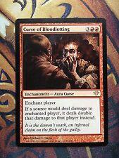Curse of Bloodletting DKA Dark Ascension   VO   -  MTG Magic (EX)