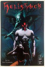 Comics VO: Hellshock (vol 2) 1-3 par Jae Lee