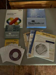 Visual Studio 2003 X09-45121 and Visual Studio .net Resources