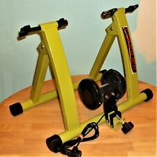 Conquer Bike Training Stand, Multispeed, Magnetic Flywheel