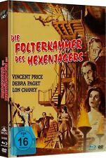 Die Folterkammer des Hexenjägers - Blu Ray und DVD