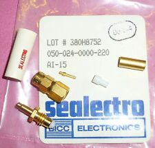 Sealectro 050-024-0000-220 Coaxial RF HF - Steckverbinder / Koaxial  50 Ohm