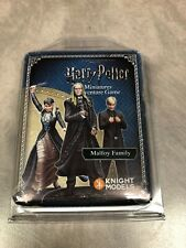 Harry Potter Miniatures Game Malfoy Family Knight Models