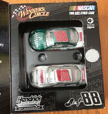 winners circle Hendrick motorsports NASCAR Dale JR. 88 LIMITED EDITION TWO CAR S