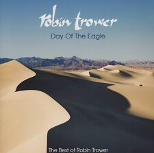 ROBIN TROWER DAY OF THE EAGLE The Best of REMASTERED CD NEW