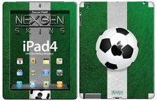 Étui Apple iPad 2/3/4 NEXGEN Skins Soccer Field 3D Dimensional Skin
