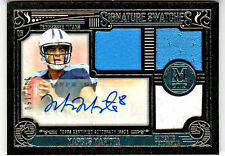 Marcus Mariota 2015 Museum Collection RC Auto/3-Jersey #111/150 Titans FREE SHIP