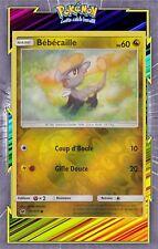 Bébécaille Reverse- SL4:Invasion Carmin - 75/111 - Carte Pokemon Neuve Française
