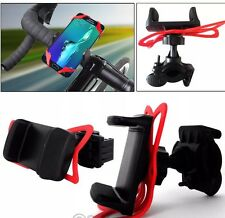 Universal Bike Bicycle Cycle Motorbike Handlebar Clip Mobile Phone Mount Holder