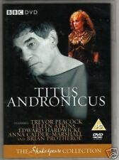 Titus Andronicus - BBC Shakespeare Collection 1985 Trevor Peacock New and Sealed
