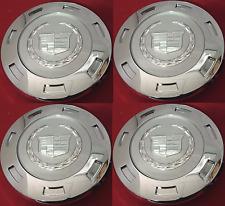 "NEW 4pc SET 2007-2014 CADILLAC ESCALADE 22"" WHEELS CENTER HUB CAPS 9596649"