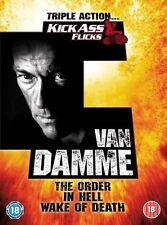 Van Damme Triple [DVD] [2007] [DVD]
