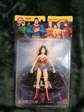 "DC Direct, 7"" Wonder Woman, JLA, Justice League Of America, Series 1, NIB!"