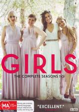 Girls: Seasons 1 - 5 (DVD - Region 4) New
